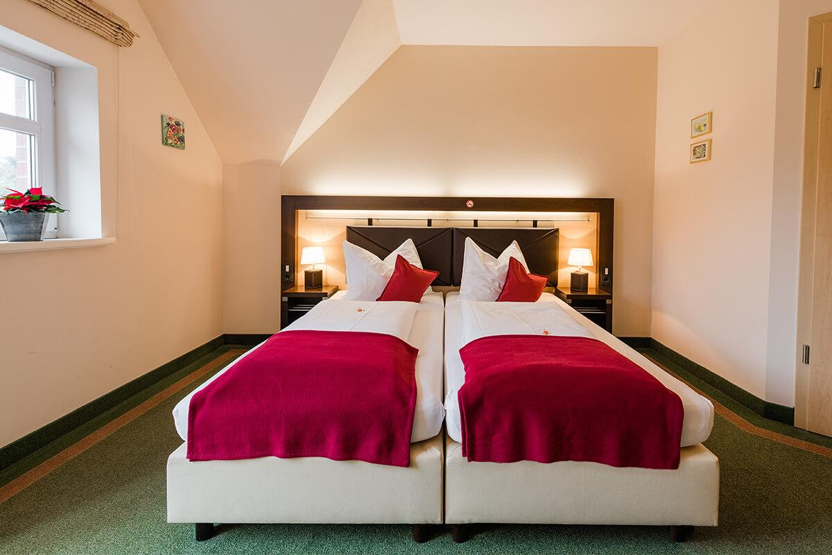 Hotel am Fischerhafen Ditzum - Einzelzimmer